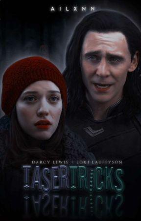 TASERTRICKS ━━ loki + darcy by ailxnn