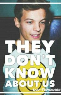 They Don't Know About Us (Louis Tomlinson y tú) cover