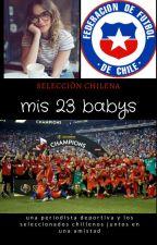 Mis 23 babys by _fffrana
