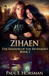 ZIHAEN, The Shadow of the Revenaunt, Book 2 cover