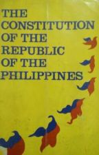 The Constitution of the Republic of the Philippines 1987 by jomewrites