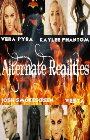 Alternate Realities (The Flash) (Book Three) (Vera Pyra Series) by plltwtvd1997