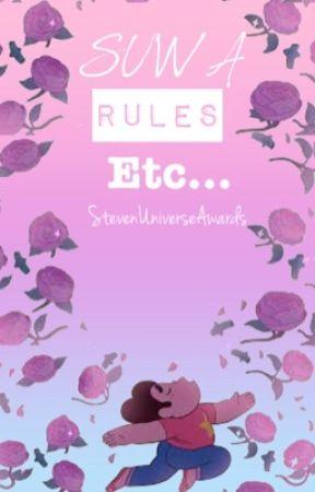 Rule Book by StevenUniverseAwards