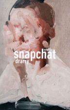 ₊snapchat⁺ ϟ drarry  by verdilac