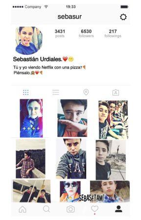 ¡Gracias Instagram! Sebas Urdiales & Tn by TerricolaxGaticornia