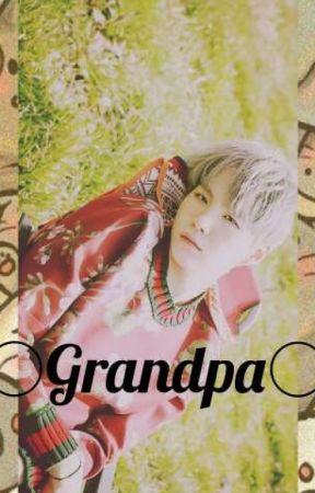 Grandpa ❂ YoonSeok  by irusumoki