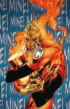 Rwby: Blake x Male Orange Lantern reader. ( Discontinued ) by Darkstarkid98