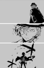 Almost - Nakahara Chuuya  by sugarlustyy