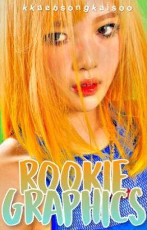 (closed!) rookie graphics ➳ kpop book covers by kkaebsongkaisoo