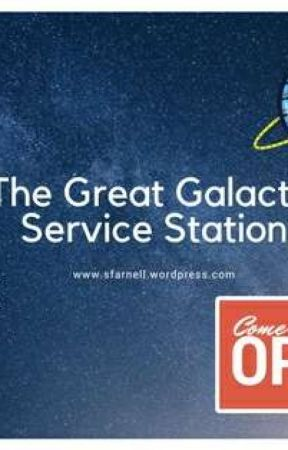 The Great Galactic Service Station by Planet_Simon