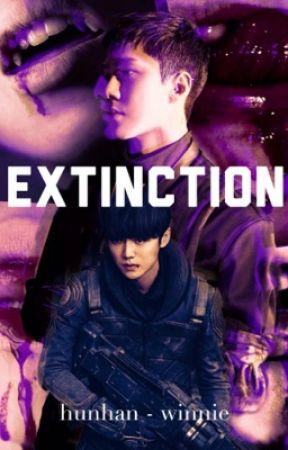 EXTINCTION by LaPlumeDeWinnie