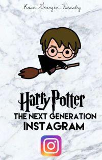 Harry Potter Next Generation Instgram cover