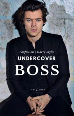 Undercover Boss   Harry Styles  by -styles-x