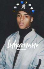 Inhumane k.p by whosmickey