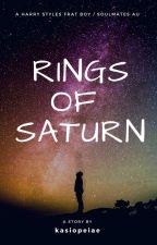Rings of Saturn   h.s. soulmates au by kasiopeiae