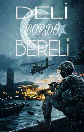 Deli Bordo Bereli (DELİ SERİSİ I) by TozMaviGezegen