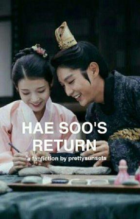 Hae Soo's return ; Scarlet Heart 2 by prettysunsets