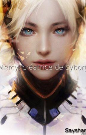 Mercy, créatrice de cyborg by Sayshara