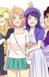 AU! Naruto Girlfriend Scenario (Male! Reader Insert) cover