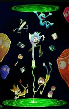 imágenes Rickorty, Rick-Cest , Rick y Morty  by jolyxx