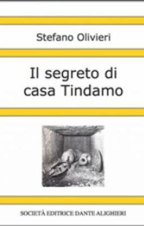 Il Segreto di Casa Tindamo (pubblicato da S.E. Dante Alighieri) preview by Ciubestories
