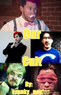 {COMPLETED}Our Cult (Wilford Warfstache x Reader)  cover