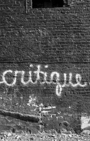Critiques, avis et réflexions  by PrincesseClochette21