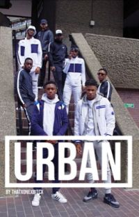 URBAN cover