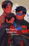 Bat Family Imagines (Discontinued) cover