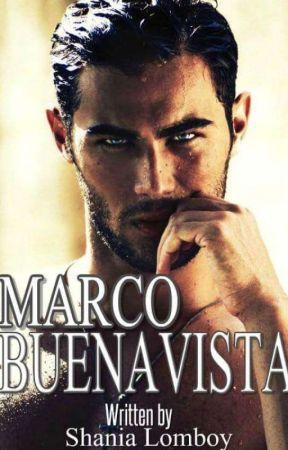 Marco Buenavista  by Shaniah_22
