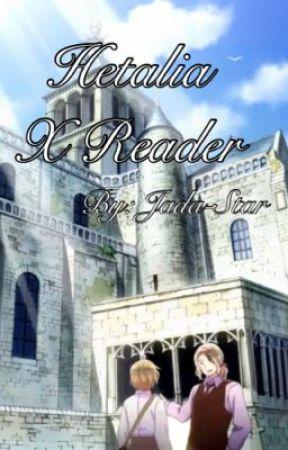 Hetalia x Reader by Jada-Star