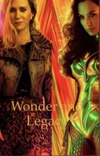 Wonder and Legacy - Wonder Woman by LAC1940