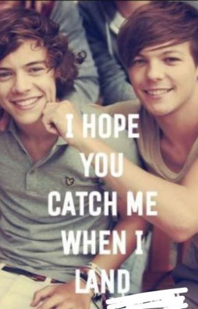 I hope you catch me when I land » L.S by jealouslouis_