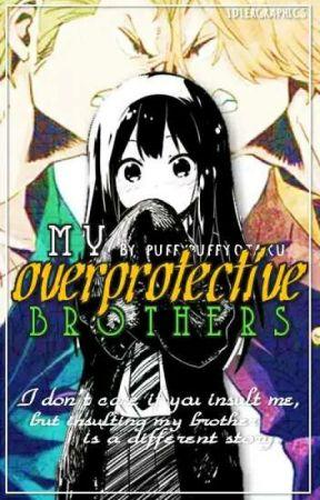 Overprotective Brothers (Zoro x Reader x Sanji) by puffypuffy_otaku