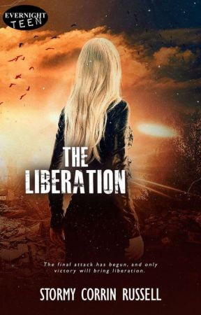 The Liberation by StormyCorrinRussell