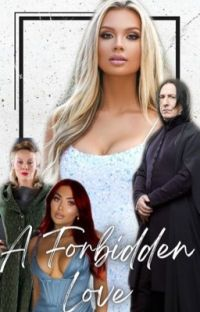 A Forbidden Love {Harry Potter} cover