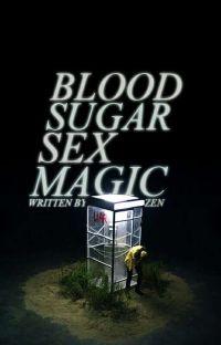 Blood Sugar Sex Magic cover