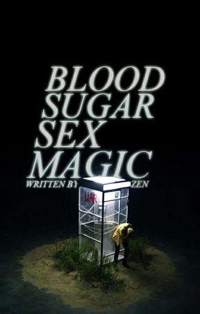 Blood Sugar Sex Magic by mapotoufu