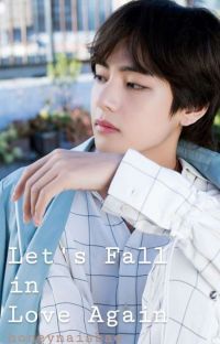 Let's Fall in Love Again k.th cover