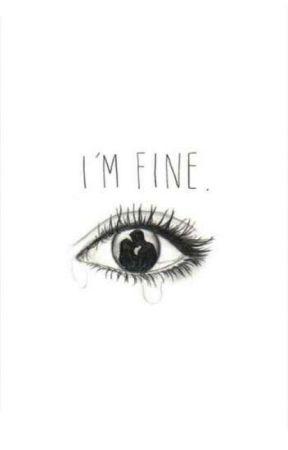 I'm fine...[ZAWIESZONE] by emodontmeangay