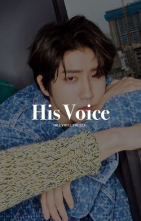 his voice   han jisung by Millymellymully