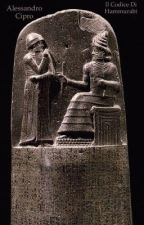 Il Codice di Hammurabi by Alessandro0014