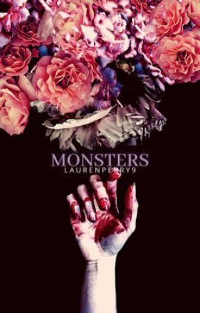 Monsters    Stiles Stilinski by laurenperry9