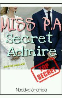 Miss PA Secret Admirer cover
