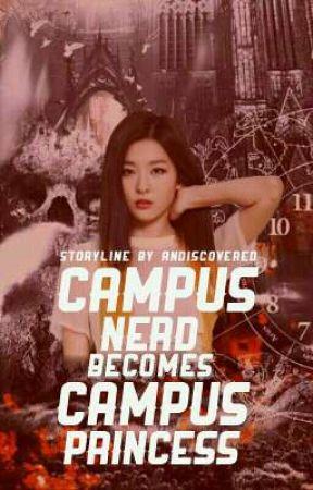 Campus Nerd becomes Campus Princess by ShyRainay