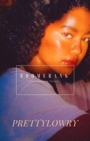 Boomerang ▹ z. kuwonu by PRETTYLOWRY