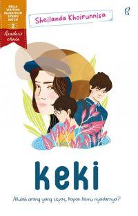 KEKI [Sudah Terbit] cover