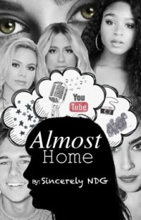 Almost Home • (Lauren/You) cover