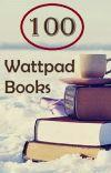 100 Good Wattpad Books cover