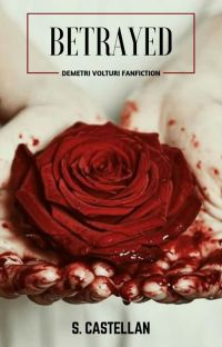 Betrayed ( Demetri Volturi ) cover